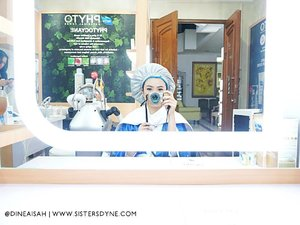 3 Nov 2016 lalu dan, sekitar jam segini nih aku sedang lakukan hair treatment di Hair Care Center PHYTO at.Rumah Puan Cilandak, Jakarta Selatan . . Hair treatmentnya lengkap dan sangat detail. Hasil finishing rambutn dan kulit kepalanya berasa bersih, lembut dan wangi banget. Jadi bikin nagih buat treatment disini ❤️ . . Review detailnya di www.sistersdyne atau click link bio . . #Clozette #Clozetteid #Beauty #Skincare #Cosmetika #dermatologis #HairTreatment #Phytoparis #phyto #antiaging #hairdry #instanbeauty #instaskincare #eventblogger #bbloggers #beautybloggerid #fotdibb #bloggers #dasistersblog #phytoindonesia #haircare #botanicalpower #kulitsensitive #hijab #hotd #hijabers #hijabstyle #phytohair #phytomist