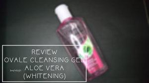 Beauty Blog by Rizkika Widianti: [REVIEW] Ovale Cleansing Gel