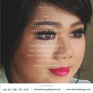😘 . . #makeupartistworldwide #ultrahdgeneration #belajarmakeup #makeupartistjakarta #bblogger #makeuppesta #wakeupandmakeup #kelasmakeup #makeupartistindonesia  #makeuppengantinjakarta #undiscoveredmuas #beautyblogger #beforeafter #prewedjakarta #clozetteid #weddingpromo  #promowedding #muajakarta #makeupbride  #muabsd #makeupartistbsd #makeupartistjakartapusat #makeuptransformation #muajkt #bridalmakeup  #makeupprom #makeupwisuda #jasamakeupjakarta #jasamakeup  #makeupweddingjakarta