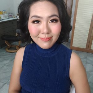 A very soft subtle natural makeup for ms.Cindy (untrimmed brows) ❤ Makeup by yours truly 💄 . Contact: +62.812.980.799.37 (wa) . . . . .  #makeupartistworldwide #muajakarta #belajarmakeup #makeupartistjakarta #bblogger #makeupforever #wakeupandmakeup #softmakeup #beautyaddict #makeupaddict #bridaljakarta #beautyblogger #maquiagem #fimela  #universodamaquiagem_oficial #weddingku  #makeuppengantin  #makeupprewedding #kelasmakeup #jasamakeup #maryammaquiallage #theresiafeegy  #jasamua #makeupbyme  #sephoraidn #photooftheday #fdbeauty  #carimakeupartist #makeupoftheday #clozetteid