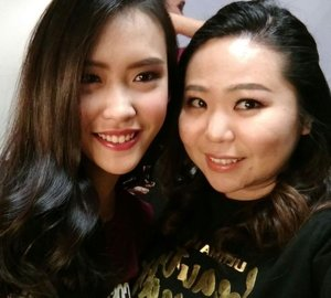 Throwback to the day when I did her makeup! Im so happy to see what this little darling have achieved! @ultima_id Ultima Fun Fearless Female with @cosmoindonesia and @clarasutantio ❤️ brushed by yours truly. . . . .  #makeupartistworldwide #muajakarta #belajarmakeup #makeupartistjakarta #bblogger #makeupforever #wakeupandmakeup #softmakeup #beautyaddict #makeupaddict #bridaljakarta #beautyblogger #maquiagem #fimela  #universodamaquiagem_oficial #weddingku  #makeuppengantin  #makeupprewedding #kelasmakeup #jasamakeup #maryammaquiallage #theresiafeegy  #jasamua #makeupbyme  #sephoraidn #fdbeauty  #carimakeupartist #makeupoftheday #clozetteid #jakartawedding