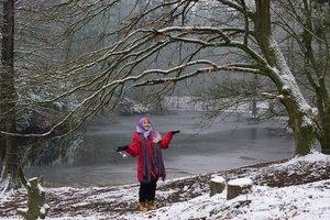 Finding Winter Wonderland in chilly Tilly . . #Tilburg #netherlands #winter #winterintilburg #ppibelanda #fotografippib #winterwonderland #sonya5100 #sonyalpha #teamsony #IndonesianFemaleBloggers #clozetteid