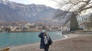 Interlaken is just super beautiful makes me hard to move on, that is exactly how I imagine Switzerland be like . . . . #interlaken #Switzerland #europe #eurotrip #holiday #winter #traveling #wintertrip #winterinswitzerland #lakebrienz #bönigen #IndonesianFemaleBloggers #clozetteid