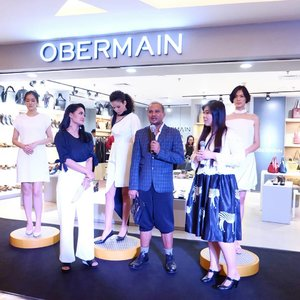 Thank you @obermainid and my fave designer @embrannawawi For having us and congratz once again for the flagship store opening at @tunjungan_plaza 😊😊😊 Btw you can still enjoy 30% off their normal priced products until May 6th 2018 so don't forget to drop by soon!  #obermain #obermainid #obermaingeometriches #storeopening #storeopeningevent #flagship #flagshipstore #onduty #event #fashion #fashionevent #tunjunganplaza #surabaya #eventsurabaya #clozetteid #sbybeautyblogger #bloggerceria #beautynesiamember #girls #ladies #asian #influencer #influencersurabaya #fashioninfluencer #personalstyle #monochromaticootd #blackandwhite