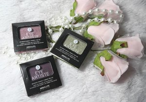 Looking for affordable, good quality and nicely sized single eyeshadows?  Maybe you can consider @absolutenewyork_id 's Eye Artiste!  Check out my review : http://bit.ly/ANYeyeartiste to help you decide!  #absolutenewyork #absolutenewyorkeyeartiste #review #eyeshadowreview #sbybeautyblogger #clozetteid #beautynesiamember #bloggerceria #allaboutmakeup #makeupaddict #makeupjunkie #ilovemakeup #blogger #bblogger #bbloggerid #beautyblogger #indonesianblogger #indonesianbeautyblogger #surabayablogger #surabayabeautyblogger #influencer #surabayainfluencer #influencersurabaya #beautyinfluencer #beautyaddict #singleeyeshadow #eyeshadow #absolutenewyorkreview #beautybloggerindonesia