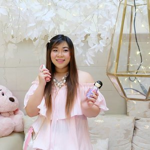 "Currently attending the most kawaii event ever : @shinzuiume_id ""Complete Your Day""  We are getting to know Shinzui Ume Body Mist better,  chit chatting with fellow beauty bloggers and taking endless kawaii photos because the venue @oneposecafe is so Instagrammable! (swipe to see my pinky outfit 😛) Stay tuned at Shinzui Ume's socmed for the complete peek on the event!  #UmeBodyMist #CompleteYourDay #launching #bodymist #umebodymistlaunching #event #beautyevent #surabaya #surabayaevent #eventsurabaya #clozetteid #beautynesiamember #bloggerceria #sbybeautyblogger #blogger #bblogger #bblogger #girlygirl #ootd #ootdid #pink #dressedinpink #beautyblogger #fashion #personalstyle #dresscodepinkandwhite #kawaii #girlygirl"