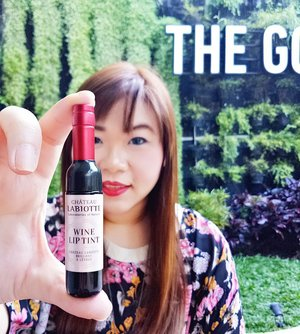 Have you checked out my new blog post?  @labiotteofficial Wine Lip Tint in RD01 Shiraz Wine from @stylekorean_global Review at http://bit.ly/labiotteliptint (or click the link on my bio to be directed to my blog)  #review #liptint #liptintreview #stylekorean  #koreanbeauty #clozetteid #bbloggerid #blogger #bblogger #bbloggerid #indonesianblogger #indonesianbeautyblogger #surabayablogger #surabayabeautyblogger #sbybeautyblogger #influencer #beautyinfluencer #surabayainfluencer #influencersurabaya #surabayabeautyinfluencer  #chateaulabiotte #labiotteliptint #beautynesiamember #labiottewineliptint #labiottereview #koreancosmetics #pinkandundecided #wineliptint