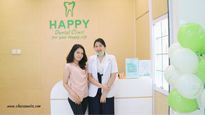 Blogpost about my first experience Oxygen Scaling at @happydentalclinic is up on my blog❣️ please kindly checkout www.chacaannisa.com or direct link on my bio❤️••@happydentalclinic @clozetteid #HappyDentalXClozetteIDReview #HappyDentalClinic #ClozetteID #ClozetteIDReview