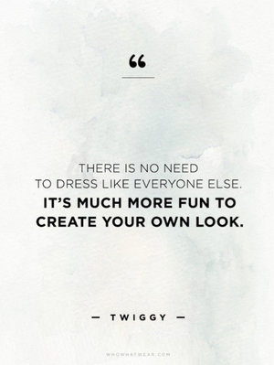 Create your own look ❤️    #QOTD #TWIGGY #DressUp