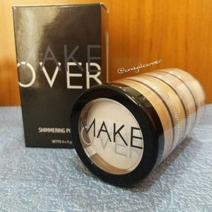 Shimmering powder @makeoverid It can be used for highlighting... face and nose... pigmented... #alca_review ------------------ 💌 alca.alca.belle@gmail.com ✏ alcaalcabelle.blogspot.com 💻 https://www.youtube.com/c/CindyAlcander1789 ------------------ #clozette #makeupoftheday #makeupenthusiast  #makeupporn #makeupartist  #selftaughtmua #beautyblogger #beautyvlogger #starclozetter #beautybloggerindonesia #asiangirl #clozetteID #alca_girl #alcaalcabelle.blogspot.com #오늘 #인스타그램 #스타그램 #셀카스타그램 #셀피스타그램 #셀카 #셀피 #뷰티 #뷰티스타그램 #뷰티블로거 #블로거 #2016년 #eyebrow