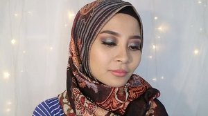 Duo chrome feels. Using my @sleekmakeup Goodnight Sweetheart. 😍Snuggle is my new faveee on my lids. 😁#caaantikbeautyblog #caaantik #clozetteid #starclozetter #makeup #beautyvlogger #indobeautygram #makeuptutorial