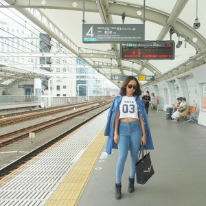 Where should I go for the next trip ? .. . #sakuralisha #independentwoman #indonesianbeautyblogger #outfit #trip #travels #holiday #traveller #travellife #followback #followforfollow #likeforlike #instagood #likeforfollow #followme #like4like #follow4follow #instagram #tokyo #ootd #denim #fashion #travelphotography #clozetteid #autumn #japan