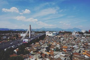 Bandung not just a City. Its home, its story.  Taken by today. . . . . . .  #vsco #vscocam #explorebandung #livefolk #rooftop #instagood #traveling #trip #clozetteid #quotes #world #sonya5100 #city #sky #blue #tbt #igers #afternoon #yolo #photoshoot #picoftheday #bandung #photooftheday #travel #photography #outdoors #throwback #like4like #likeforlike #home