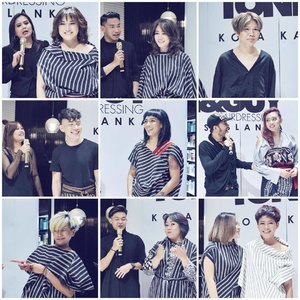 . Ini dia hadil hair makeover dari @toniandguykokas untuk Hair Inspiration and Duality Style 2017 Bukan menggunakan model, tapi Toni&Guy mengajak beberapa inspiring people dari latar belakang yang beragam, mulai dari CEO , penulis cerita perjalanan, road manager band metal , Oil and Gas expert hingga Food and Travel writers. Wardrobe by @lululutfilabibi Makeup by @urbandecaycosmetics Indonesia for Toni&Guy . #toniandguykokas #toniandguy #lululutfilabibi #UDIndonesia #whatcolorami #hairsalon #hairdressing #hairinspiration #duality #bblogger #bloggerslife #clozetteid #potd