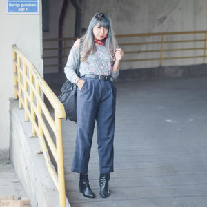 styling androgyny pants