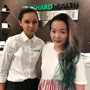 "Thank You @tangssg for having me and arrange with @orchardhealthlifestyle 🤗❤️✨ I have full review about it on my #YouTube channel soon. It is so relaxing after ""exercising"" ... Could you believe that? Something you should try when you are travel to #Singapore  #traveldiary #leannebday  #massage  #exercise #sgicons  #orchardsingapore  #travelblogger  #travellover  #beautyblogger  #bblog  #bblogger  #lifestyle #luxurybeauty  #clozette  #clozetteid  #clozetteambassador"