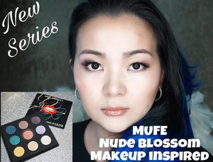 """In 2017 i promise to use my palette more 😊 and share it on my #YouTube channel.  Starting this #February2017 with #makeupforever #artistpalette and will continue with more #familiar #famous palette after.  As always, link on my bio 👆👆👆 or https://youtu.be/8VuYuXOQ1Tc  Hope this will answer many question ❤️""""how to use a palette?"""" ❤️ """"which palette is suitable for me?"""" ❤""""do I really use my makeup collection?"""" 😬🤗✨believe me, I do hit the pan on my eyeshadows ... 🖤love to collect , love to play 🖤 ..... #mermaidlife #beautyblogger #makeulover #makeuptalk #makeupchannel #beautyvlogger #clozette #clozetteid #makeuptalk #makeupaddict #makeupporn"""