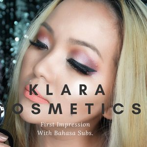 Finally! I am done editing this #firstimpression #beautyvideo of @klaracosmetics 🖤 https://youtu.be/FE8uKIOmga8 🖤 I take me so long to finish it, I do feel my video it's not good enough to worth your minutes to see 😅 but hey, #idontplaniplay  Loving my bare face there which is not so lovely too for sure 😜 but I am just a normal human, I am getting old by days 😊💖💕✨ #klaraaddict #klaracosmetics #highlighter #eyeshadow #lipstick #foundation #skincare #makeup #makeuppost #makeupvideo #bblog #beautyblogger #bblogger #clozette #clozetteid #wakeupandmakeup #ilovemakeup #reset #beautyaddict #beautylover #beautyjunkie #beautyvlogger