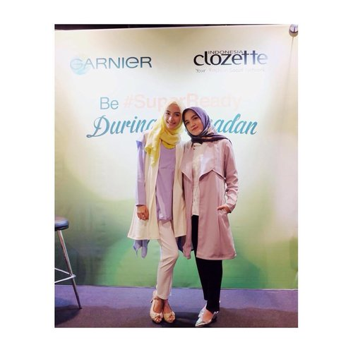 "<div class=""photoCaption"">Live from @clozetteid today's event with @garnierindonesia  <a class=""pink-url"" target=""_blank"" href=""http://m.clozette.co.id/search/query?term=SuperReady&siteseach=Submit"">#SuperReady</a>  <a class=""pink-url"" target=""_blank"" href=""http://m.clozette.co.id/search/query?term=superreadyclozetters&siteseach=Submit"">#superreadyclozetters</a>  <a class=""pink-url"" target=""_blank"" href=""http://m.clozette.co.id/search/query?term=clozetteID&siteseach=Submit"">#clozetteID</a></div>"
