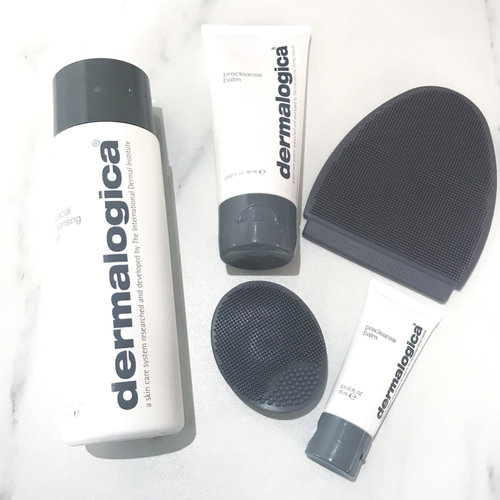 """<div class=""""photoCaption"""">New Favourite product alert! @dermalogicacdn Double Cleansers make it easier for you to remove makeup and cleanse your skin! Read more about this amazing Double Cleansers in my blog - link in bio.<br /> <br /> Check out how I removed my Halloween makeup using @dermalogicacdn Double cleansing balm if you keep swiping! —————————————————————————<br />  <a class=""""pink-url"""" target=""""_blank"""" href=""""http://m.clozette.co.id/search/query?term=bbloggers&siteseach=Submit"""">#bbloggers</a>  <a class=""""pink-url"""" target=""""_blank"""" href=""""http://m.clozette.co.id/search/query?term=bbloggersCA&siteseach=Submit"""">#bbloggersCA</a>  <a class=""""pink-url"""" target=""""_blank"""" href=""""http://m.clozette.co.id/search/query?term=motd&siteseach=Submit"""">#motd</a>  <a class=""""pink-url"""" target=""""_blank"""" href=""""http://m.clozette.co.id/search/query?term=eotd&siteseach=Submit"""">#eotd</a>   <a class=""""pink-url"""" target=""""_blank"""" href=""""http://m.clozette.co.id/search/query?term=torontomua&siteseach=Submit"""">#torontomua</a>  <a class=""""pink-url"""" target=""""_blank"""" href=""""http://m.clozette.co.id/search/query?term=torontoblogger&siteseach=Submit"""">#torontoblogger</a>  <a class=""""pink-url"""" target=""""_blank"""" href=""""http://m.clozette.co.id/search/query?term=torontomakeupartist&siteseach=Submit"""">#torontomakeupartist</a>  <a class=""""pink-url"""" target=""""_blank"""" href=""""http://m.clozette.co.id/search/query?term=clozette&siteseach=Submit"""">#clozette</a>  <a class=""""pink-url"""" target=""""_blank"""" href=""""http://m.clozette.co.id/search/query?term=clozetteid&siteseach=Submit"""">#clozetteid</a>  <a class=""""pink-url"""" target=""""_blank"""" href=""""http://m.clozette.co.id/search/query?term=under_ratedmakeup&siteseach=Submit"""">#under_ratedmakeup</a>  <a class=""""pink-url"""" target=""""_blank"""" href=""""http://m.clozette.co.id/search/query?term=hamont&siteseach=Submit"""">#hamont</a>  <a class=""""pink-url"""" target=""""_blank"""" href=""""http://m.clozette.co.id/search/query?term=hamontmua&siteseach=Submit"""">#hamontmua</a>  <a class=""""pink-url"""" target=""""_blank"""" href=""""http://m.clozette"""