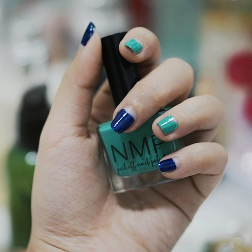 "<div class=""photoCaption"">First time try peel off nail polis from @nmp.id <br /> Quite additived and I enjoy it so much... So easy to clean. No need  aceton. My finger now so HEALTHY! 😘😍😘</div>"
