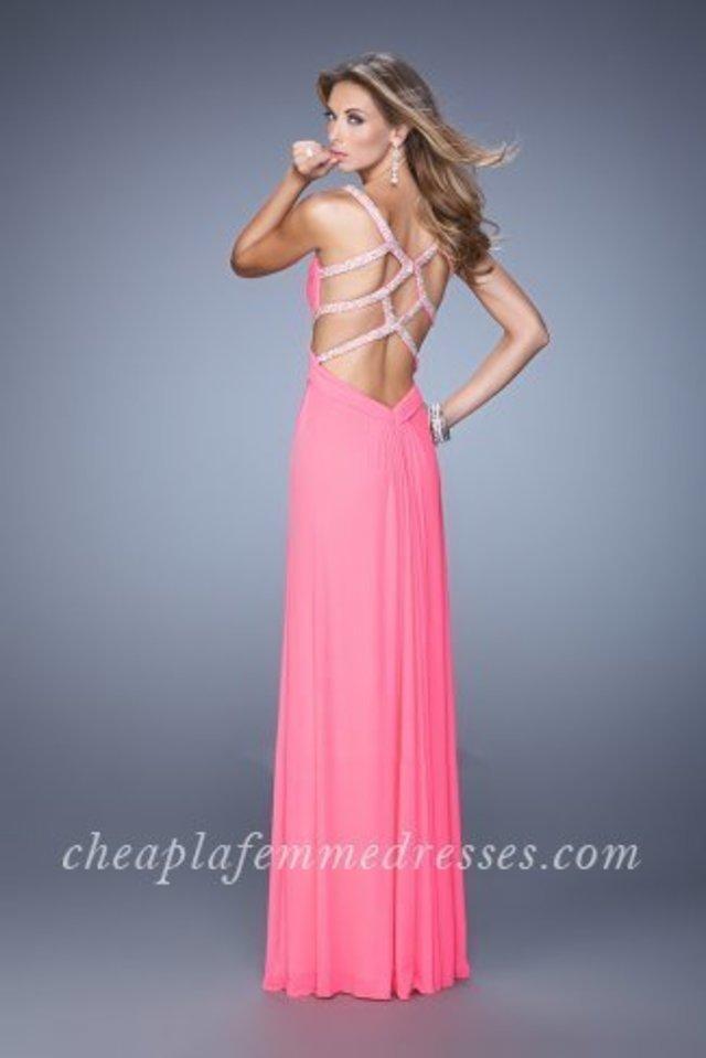 Unique La Femme Style 21021 Prom Dress Features a Sweetheart ...