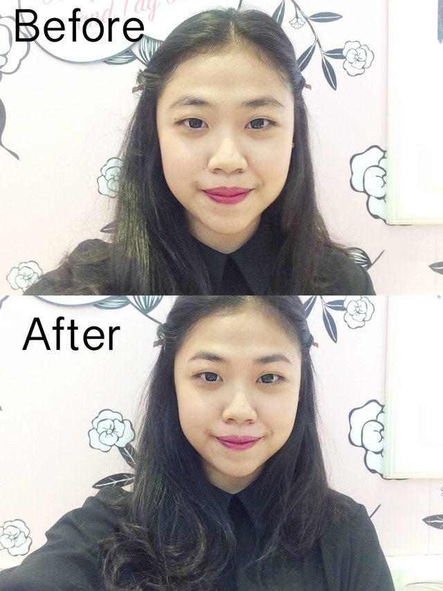 Brow and lip waxing by Benefit Cosmetics Indonesia! Worth to try ...