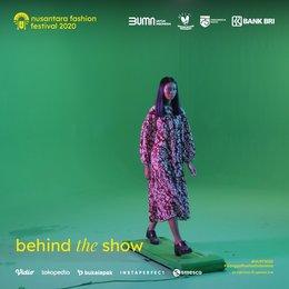 Menikmati Virtual Fashion Show Terbesar Di Indonesia Melalui NUFF 2020