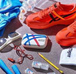 Onitsuka Tiger X Shu Uemura :  Koleksi Sneakers Yang Terinspirasi Dari Kosmetik