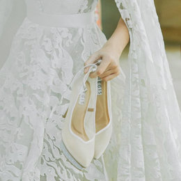 5 Local Bridal Shoes Vendors To Complete Your Dream Wedding
