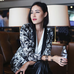 I Am Her: Lisa Von Tang On Being Her Own Heroine