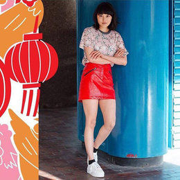 6 Inspirational Red Outfits For Chinese New Year