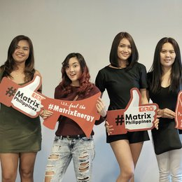 My Hair, My Hero: A Thanksgiving Event With Matrix Philippines
