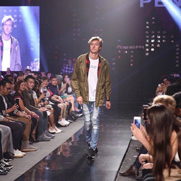 PENSHOPPE Introduces Their Latest Enchanting Collection With Lucky Blue Smith