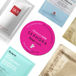 The Best Sheet Masks To Travel With