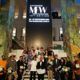 Plaza Indonesia Men's Fashion Week Rayakan Satu Dekade Dengan Konsep Ramah Lingkungan