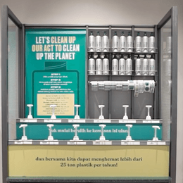 The Body Shop Ajak Kamu Kurangi Sampah Kemasan Lewat Hadirnya Refill Station