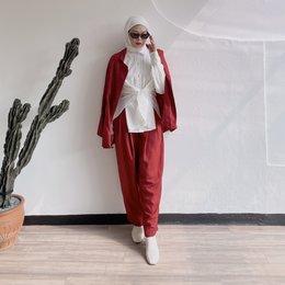 Outfit Merah-Putih Untuk 17 Agustus
