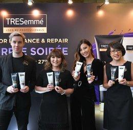 Tresemme Meluncurkan Purple Shampoo Pertama Di Indonesia  Untuk Perawatan Bleached Hair