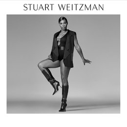 Serena Williams Kembali Tampil Dalam Boots Stuart Weitzman