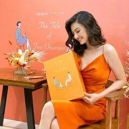 The Tale Of Two Oranges, Untuk Tampil Lebih Elegan