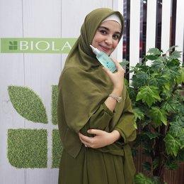 Peringati World Hijab Day 2020, Biolage Indonesia Hadiahkan Perawatan Rambut Spesial