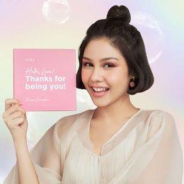 Bangkitkan Kepercayaan Diri Dengan Rangkaian Make Up Pilihan Vanesha
