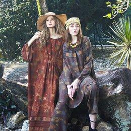 Sentuhan Etnik Dalam Koleksi Perdana Brand Modest Wear Aisaa