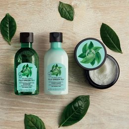 Rawat Kulit Tubuh Dengan Skincare Berbahan Green Tea