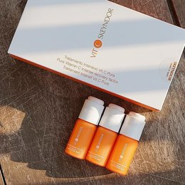Clozette Crew Tried Vitamin C Serum Made In Spain