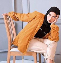 Inspirasi Gaya Hijab Untuk Lebaran Virtual Yang Bisa Kamu Tiru