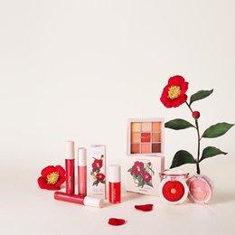 Intip Keindahan Bunga Camellia Dalam Koleksi Makeup Terbaru Innisfree