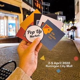 The Wait Is Finally Over, As Pop Up Market 2020 Is Coming Real Soon!