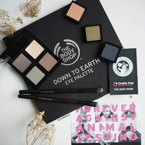 [Discussion Topic] The global elimination of animal testing in the beauty industry needs to happen. .  Did you know that one cosmetic ingredient alone will use up to 1400 animals for testing and there are estimated more than 500,000 animals are used worldwide in cosmetics testing each year. 😔😞. . Yet, over 80% of countries still have no laws against testing in cosmetic products and ingredients. .  The Body Shop were the first global brand to fight against animal testing . The new campaign Forever Against Animal Testing is calling for a ban on animal testing in cosmetic products and ingredients, everywhere and forever, througha United Nations International Convention. Sign the petition now and show your support on this. (link on bio) . Align with the campaign, @thebodyshopsg had launched a new cruelty free Down To Earth Eye palette.  You can get your customized 4 mono eyeshadows at S$36. Also, am absolutely loving the wooden eye makeup brushes. 😍😍 #foreveragainstanimaltesting #clozette